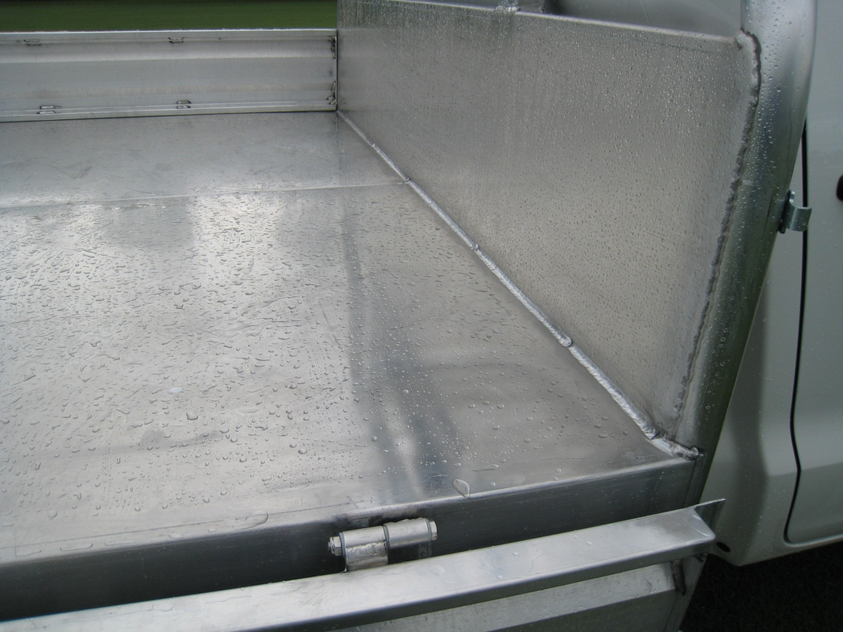 Ute Tray Options Buffalo Equip