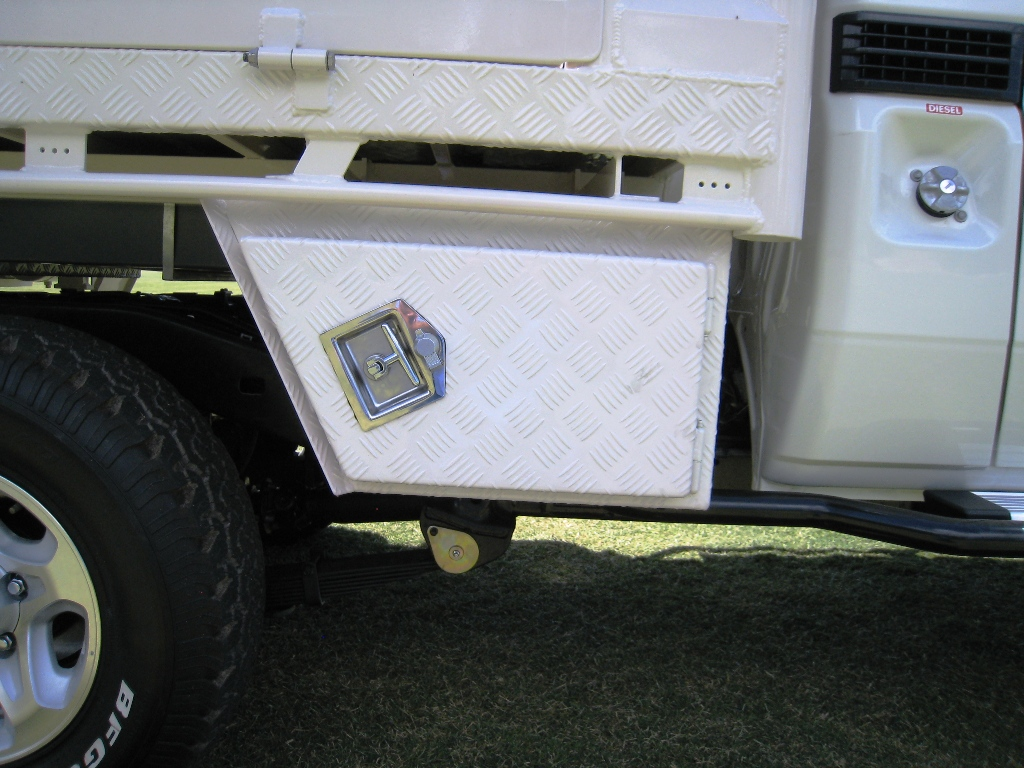Custom Ute Tray Extras Buffalo Equip Options