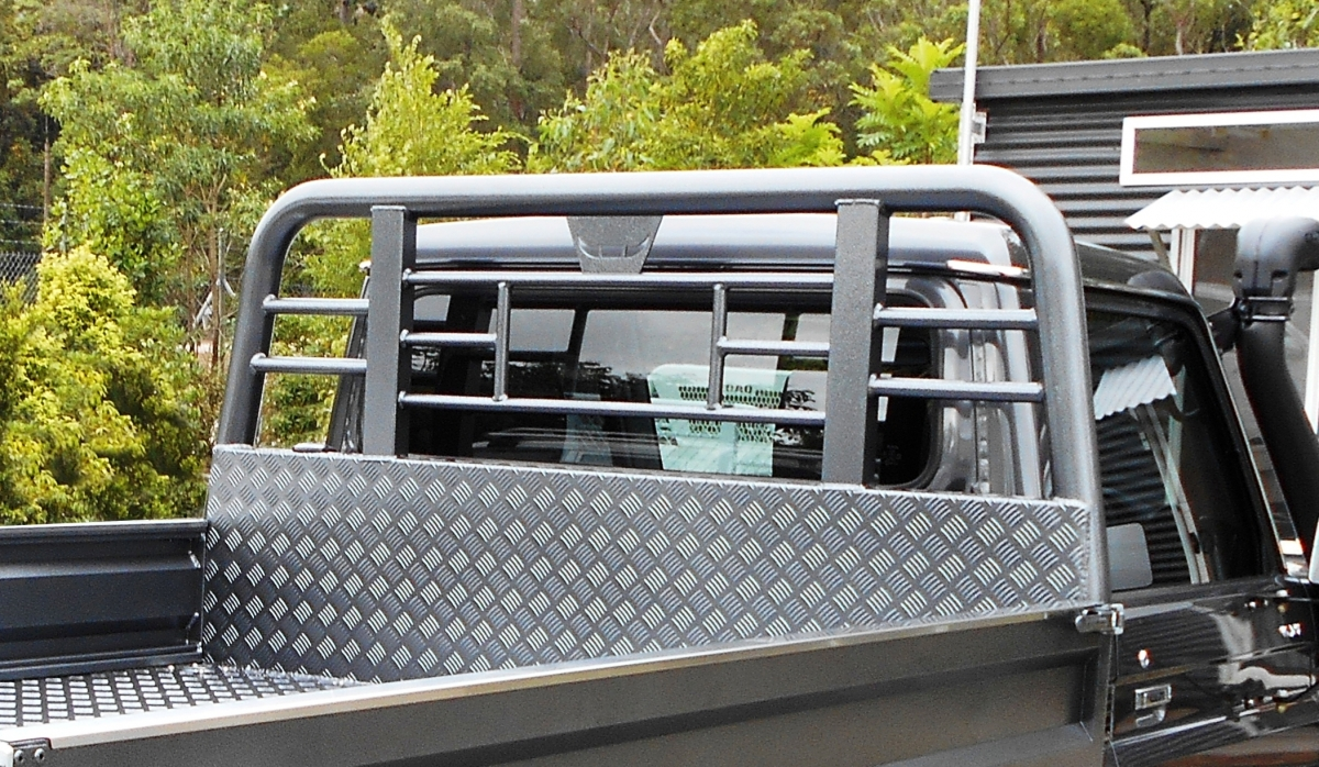 Custom Ute Tray Extras Buffalo Equip Options