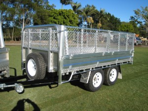 Custom trailer