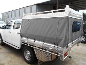 Heavy Duty Aluminium Tray